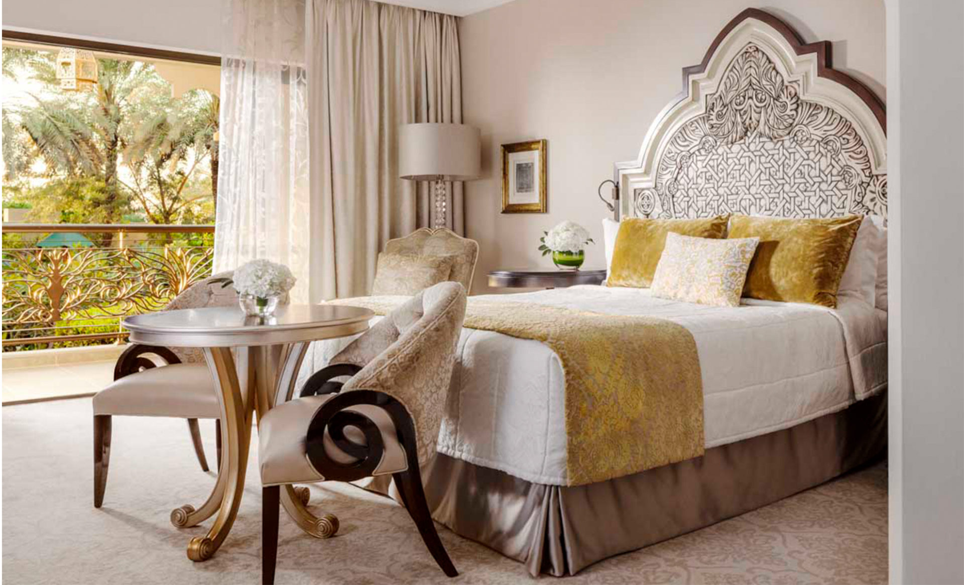 Arabian-Court-dubai-one-and-only-bedroom