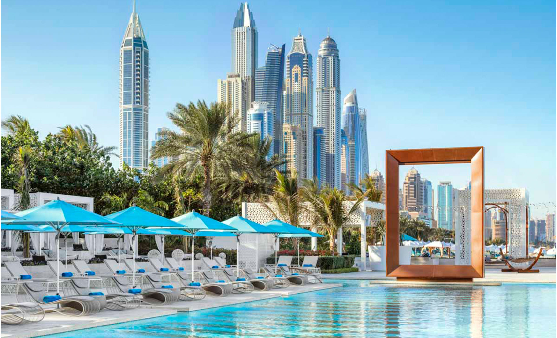 Arabian-Court-one-and-only-pool-Dubai-2