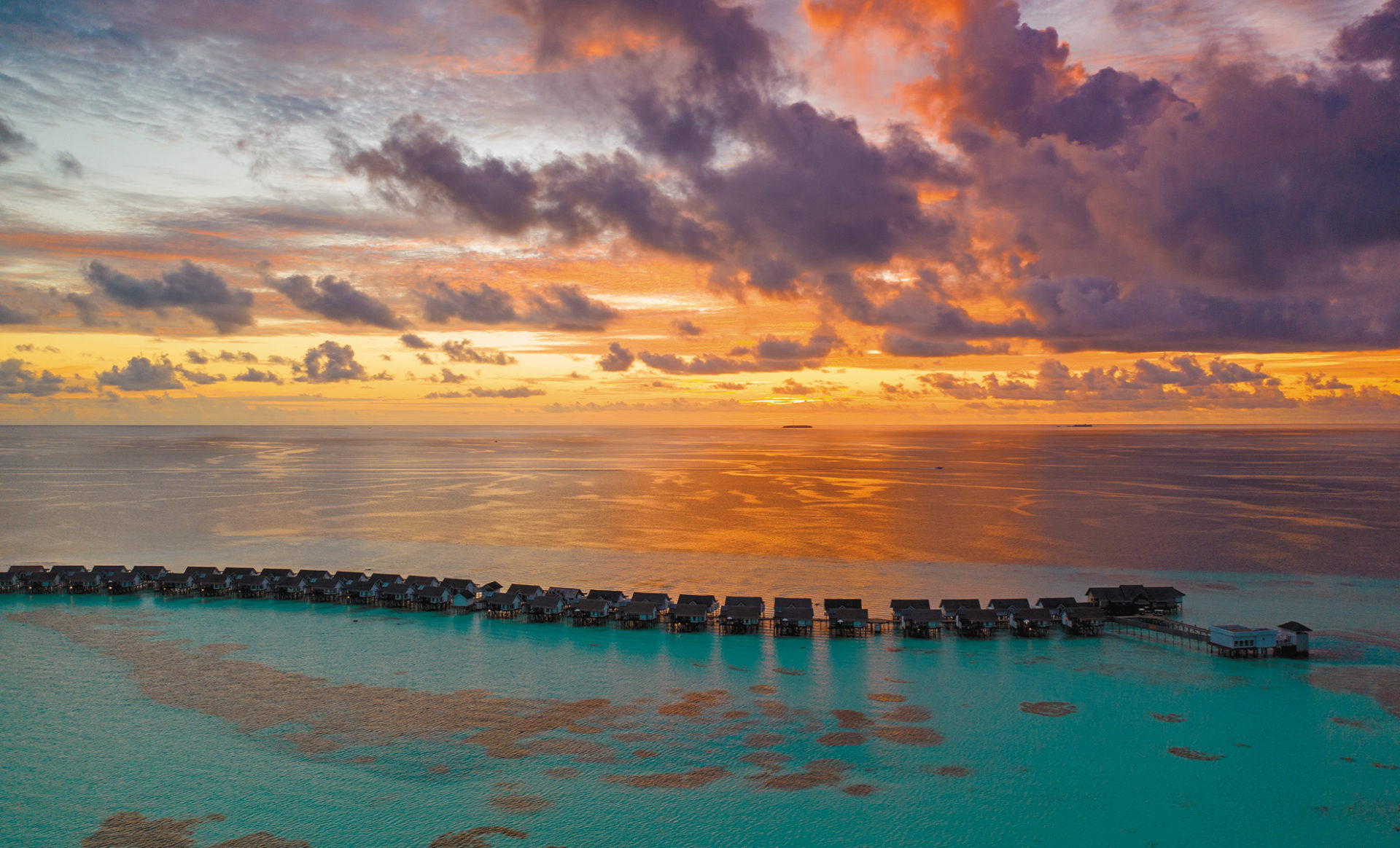 OZEN-by-ATMOSPHERE--Maldives-Sunset-arial