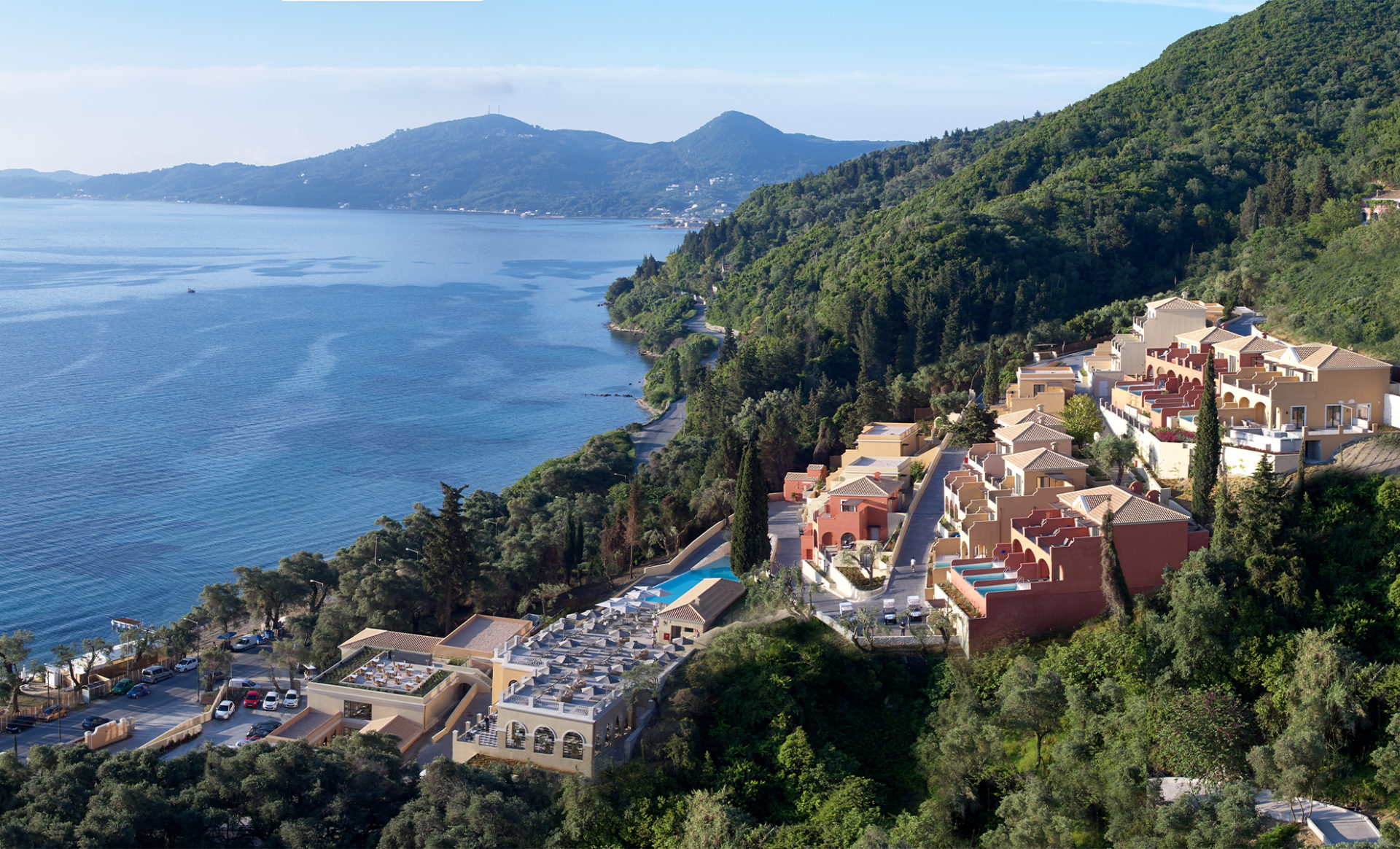 MARBELLA-NIDO-SUITES--Corfu-arial-view.-of-sea